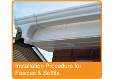 Installation Procedure for Fascia & Soffits