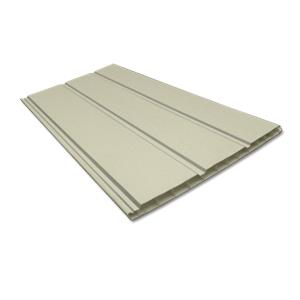 Cream Hollow Soffit 300mm