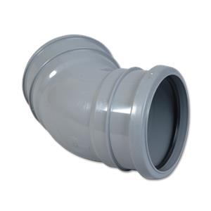 Floplast Grey 135 176 Top Offset Bend Fasciaexpert Co Uk