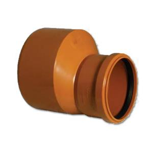 Underground 160 x 110mm Level Invert Socket/Spigot