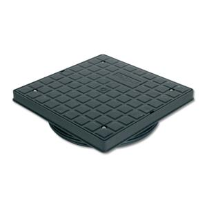 FloPlast 340mm Underground Sealed Screw Down Cover