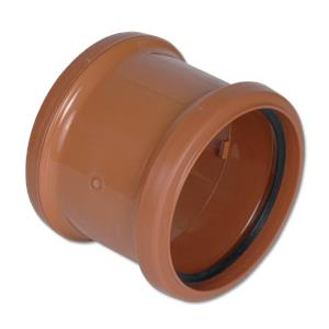 Underground Pipe Coupling Double Socket