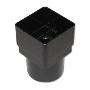Square/Round Downpipe Adaptor