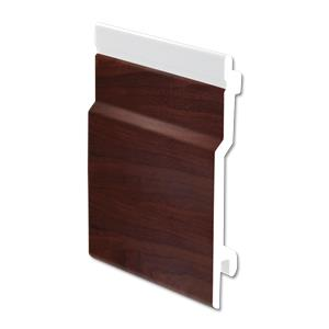 Rosewood Open-V Cladding